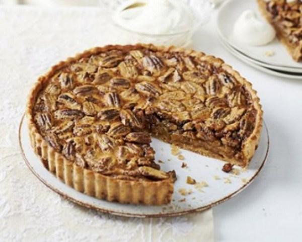 New England Pecan Pie
