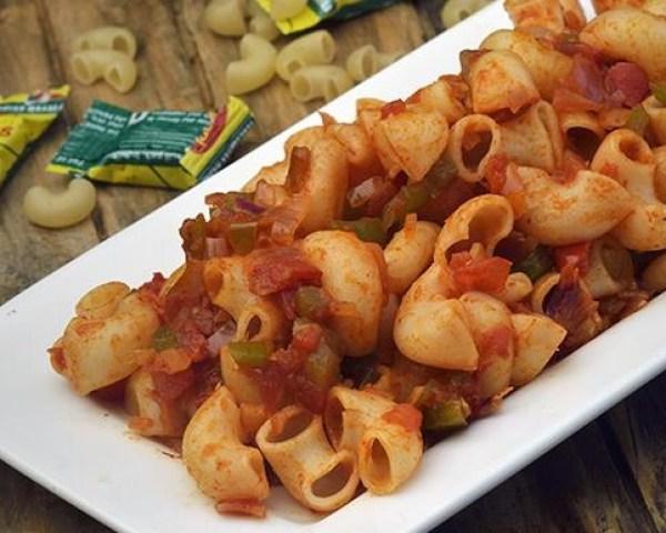 Masala Macaroni