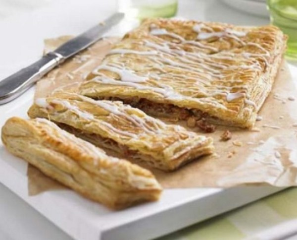 Apple & Date Turnover