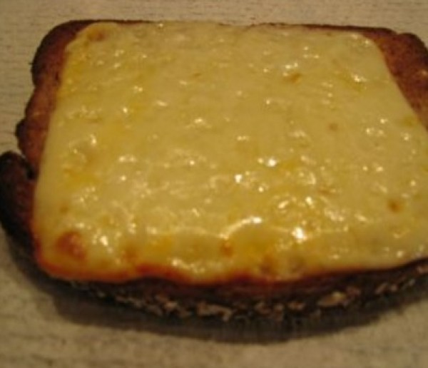 Classic Cheese on Toast