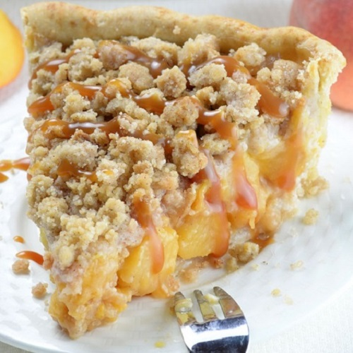 Top 10 Classic and Unusual Recipes For Peach Pie