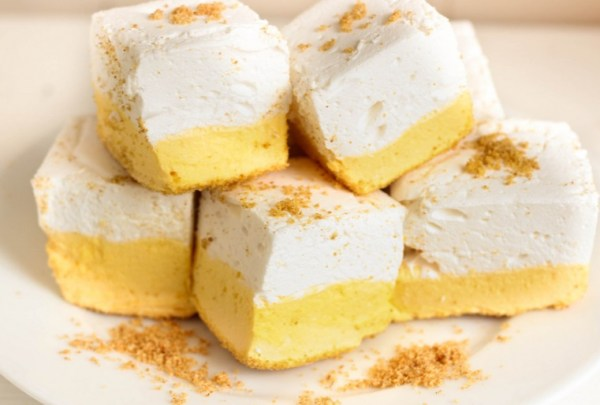 Lemon Meringue Pie Marshmallows