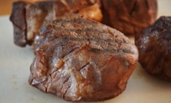 Chili and Brown Sugar Rubbed Filet Mignon