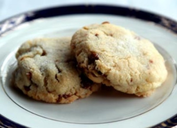 Classic Butter Pecan Cookies