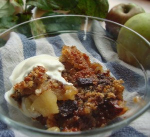 Top 10 Not So Traditional Recipes For Apple Betty