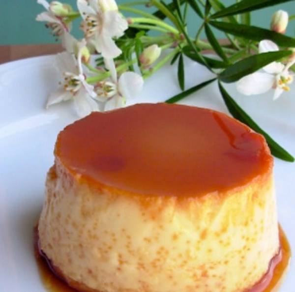 Mexican Caramel Custard