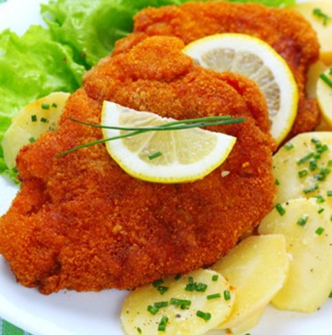 Bavarian Wiener Schnitzel