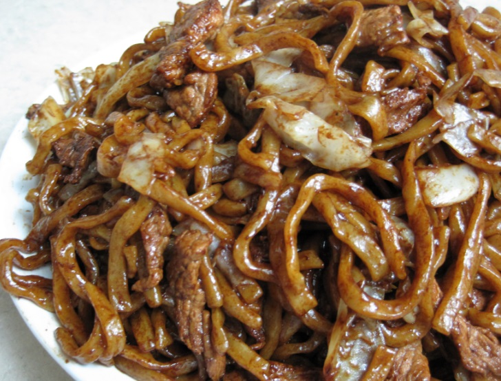 Stir Fried Shanghai Noodles