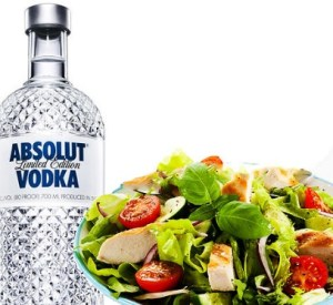 Top 10 Very Boozy Vodka Infused Foods