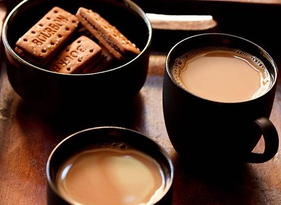 Homemade Indian Ginger Tea