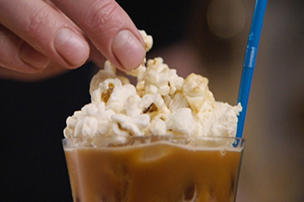 Top 10 Movie Time Drinks Made With Popcorn