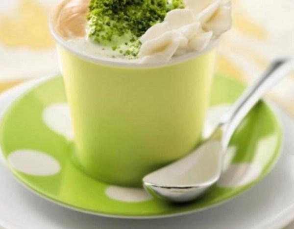 Coffee Pistachio Semi Fredle