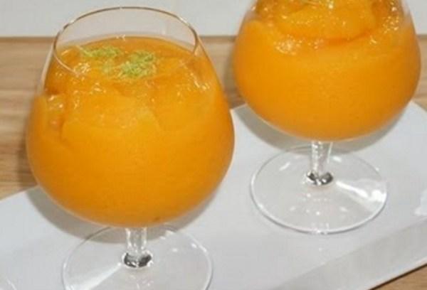 Mango Slushie