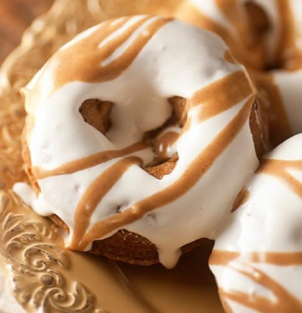 Fluffernutter Donuts