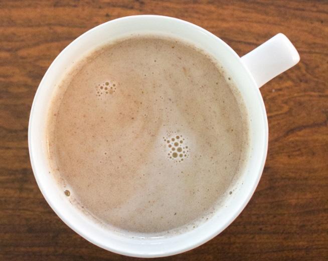 Butterbeer Latte