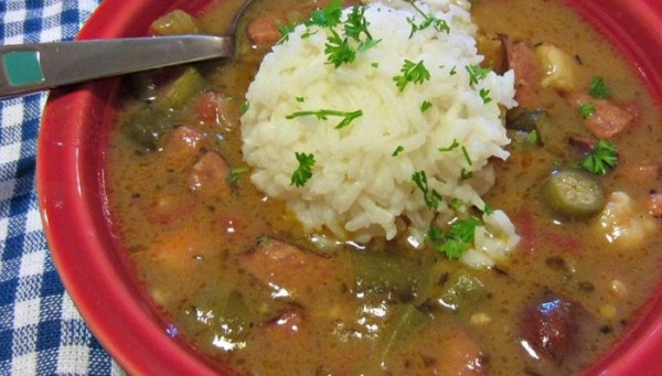 New Orleans Creole Gumbo