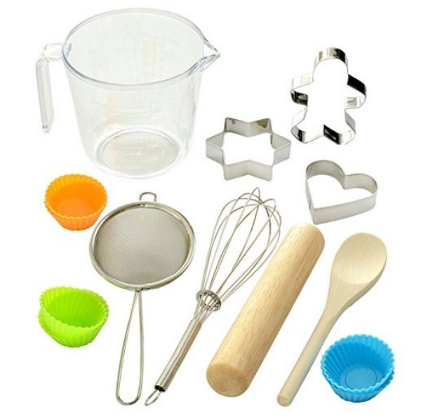 14 Piece Kids Baking Set