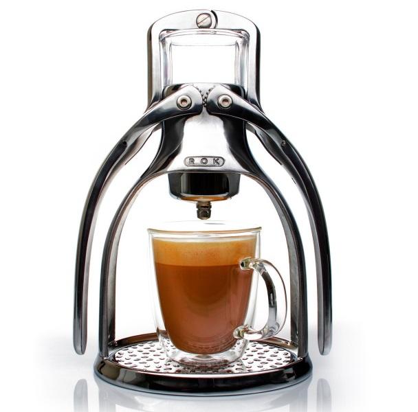 ROK Coffee Press