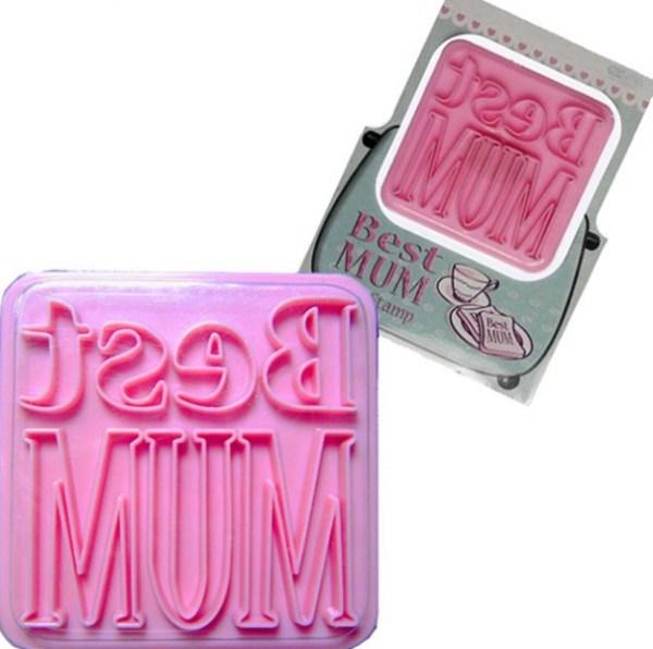 Best Mum Bread Stamp