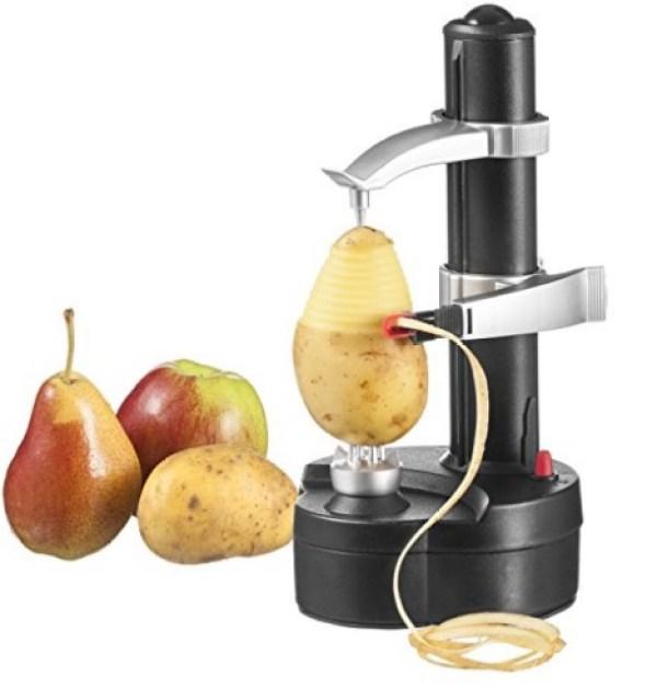 Automatic Rotating vegetable peeler