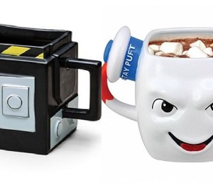 Top 10 Novelty And Unusual Ghostbusters Kitchen Gadgets
