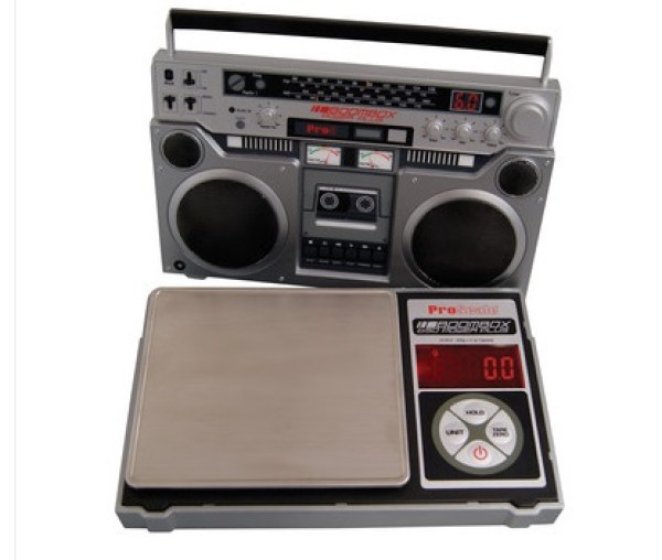 Boom Box Scales by Proscale