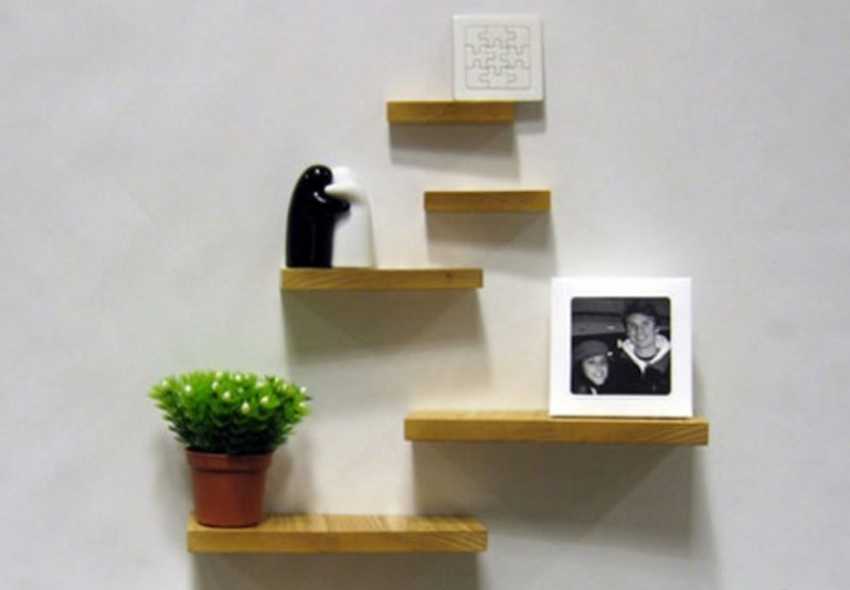 Magnetic Fridge Shelves