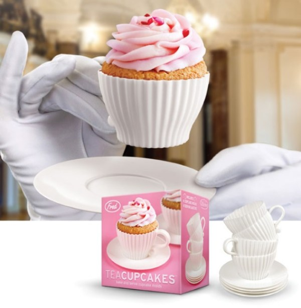 Tea Cup Baking Cups