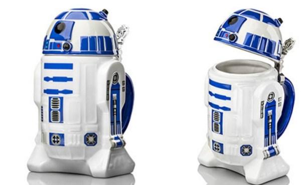 R2-D2 Beer Stein