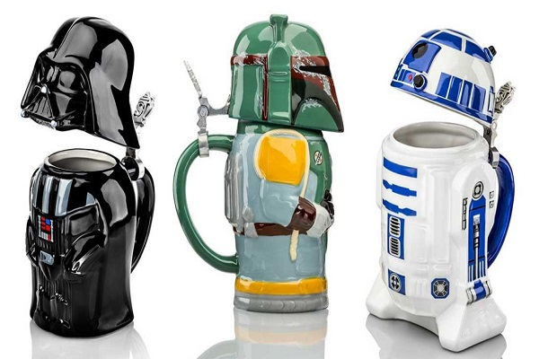 Top 10 Amazing, Nerdy and Unusual Beer Steins