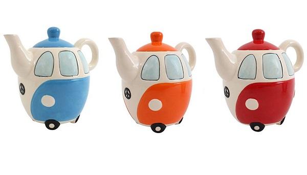 VW Camper Van Teapot