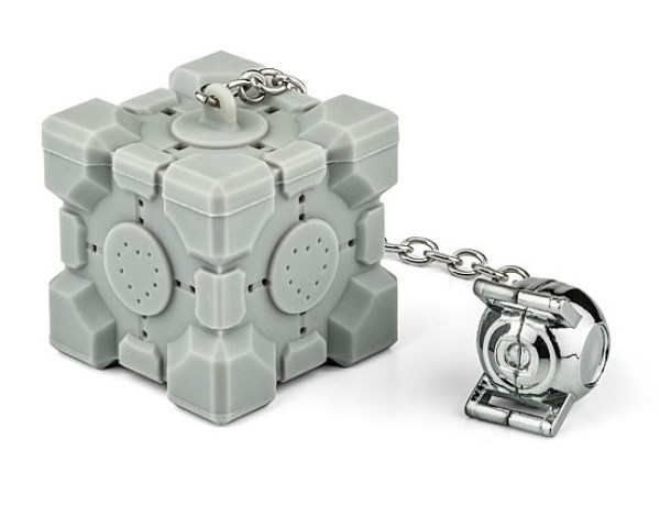 Companion Cube Tea Infuser