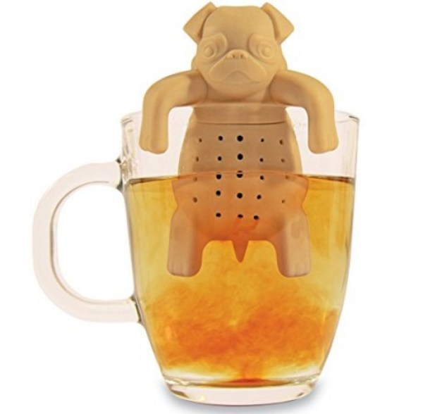 Pug in A Mug Tea Infuser
