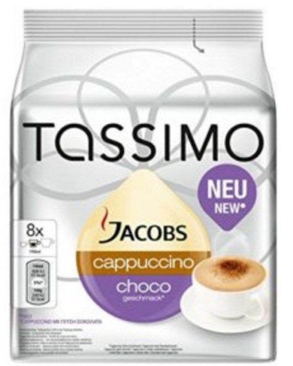 Jacobs Cappuccino Choco