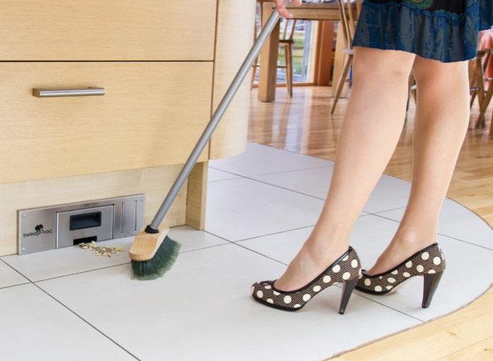 Floor Sweepings Vacuum