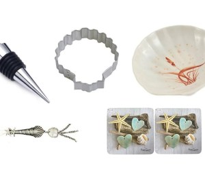 Ten Amazing Kitchen Gadgets Shaped Like Seashells