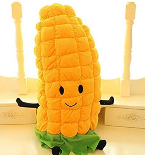 Corn Plush Toy Doll