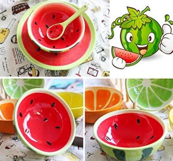 Watermelon Serving Bowls
