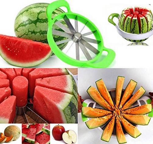 Stainless Steel Whole Watermelon Slicer
