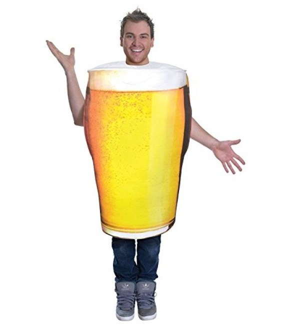 Pint of Beer Adult Costume