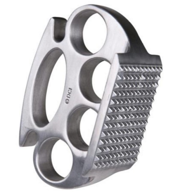 Knuckle Duster Meat Tenderizer