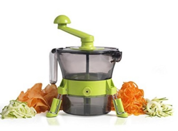 Spudnik Green Spiralizer