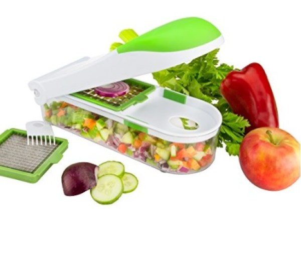 Brieftons QuickPush Vegetable Cutter/Dicer