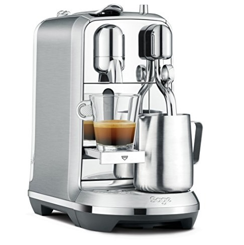 Nespresso Creatista Plus by Sage