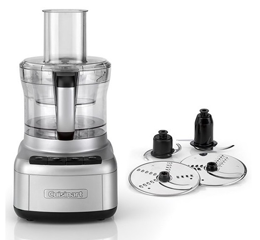 Ultra-Powerful Compact Cuisnart Food Processor