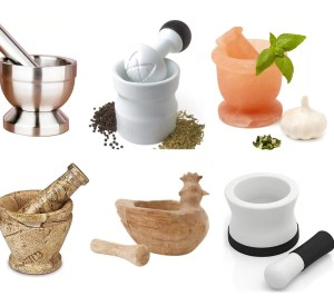 Top 10 Amazing, Novelty and Unusual Mortar & Pestle Sets