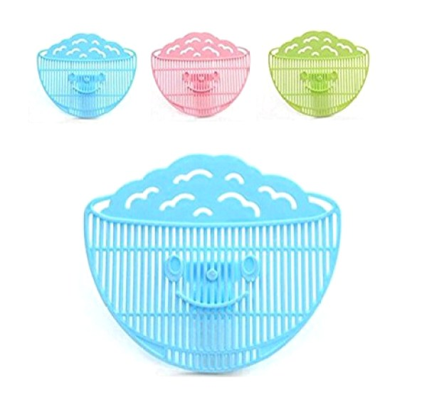 Smile Face Rice Washer by Lalang