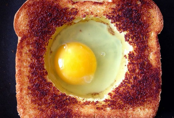 Ten Ways To Make Egg On Toast That Will Blow Your Mind