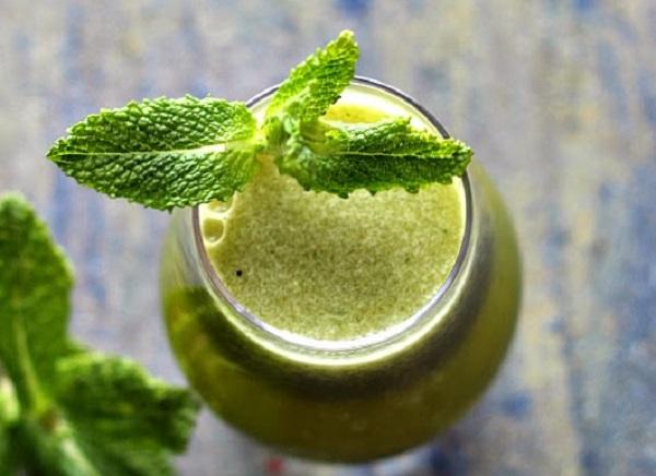 Mint Cucumber Cooler