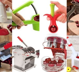 Ten Amazing, Cool and Unusual Cherry Pitters Your Money Can Buy